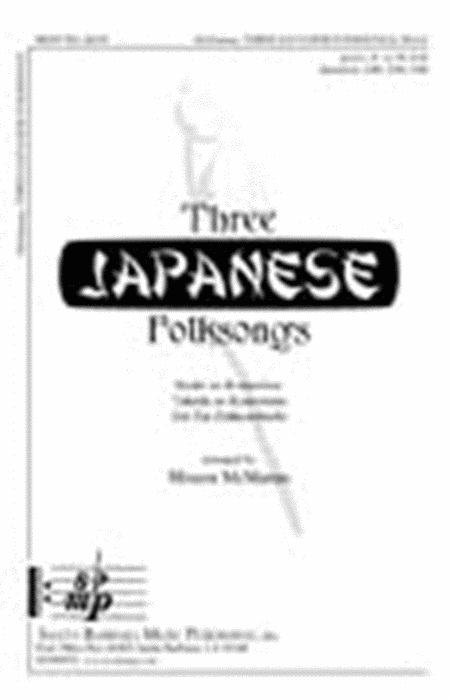 Three Japanese Folksongs