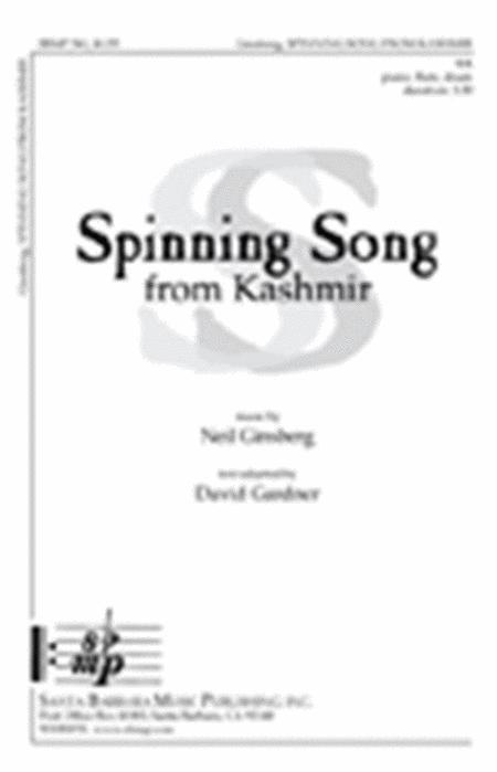 Spinning Song from Kashmir