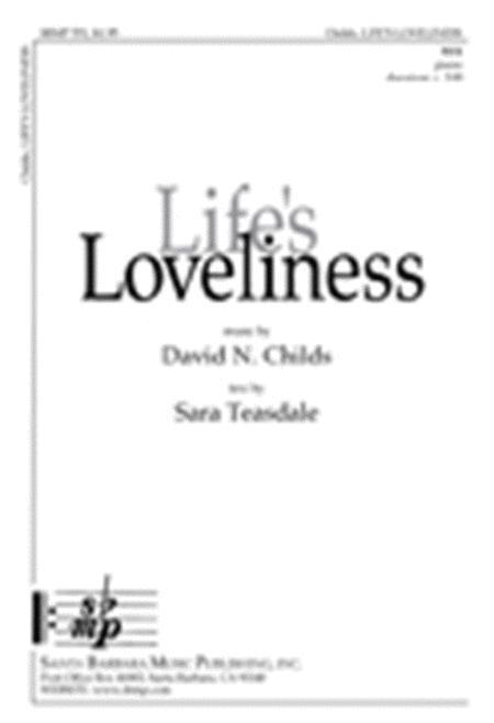 Life's Loveliness