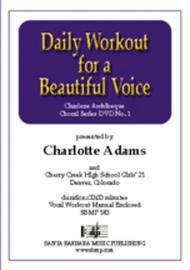 Daily Workout for A Beautiful Voice - DVD