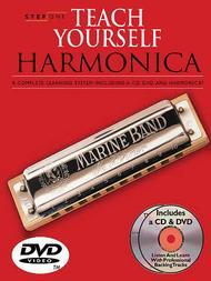 Step One: Teach Yourself Harmonica Course