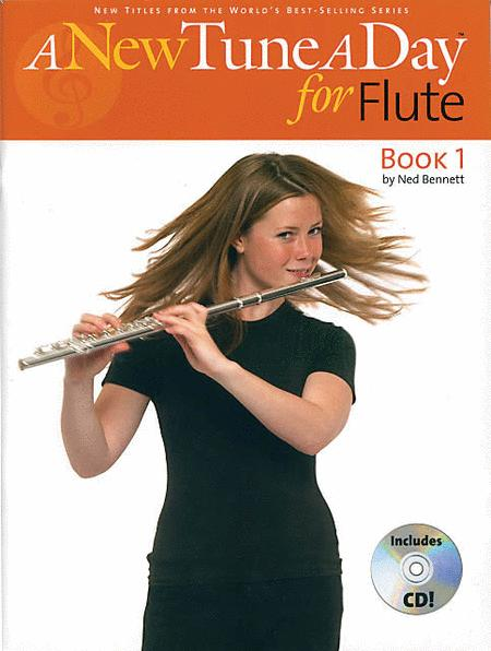 A New Tune A Day Flute Book 1 Sheet Music By Ned border=