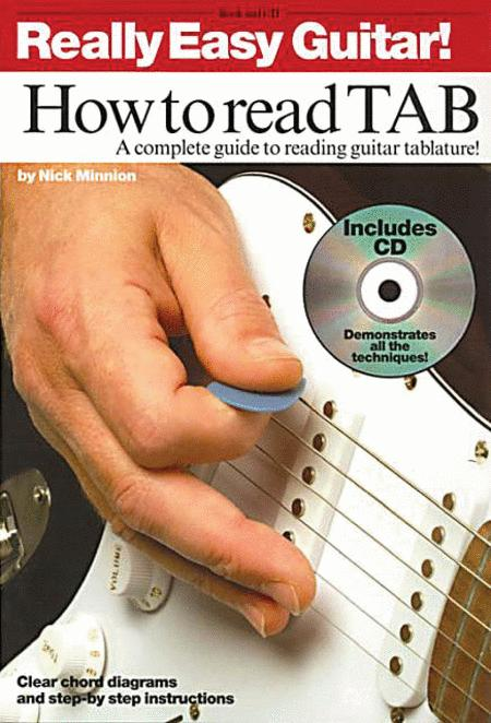 Really Easy Guitar! - How to Read TAB