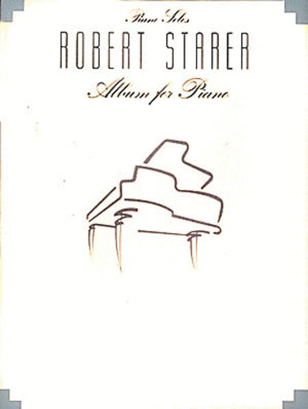 Robert Starer - Album for Piano
