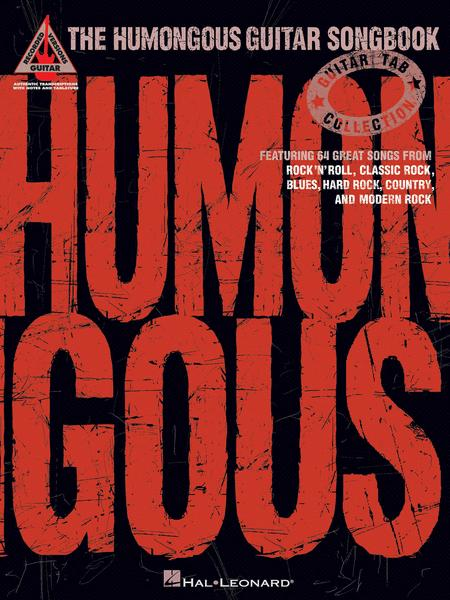 The Humongous Guitar Songbook