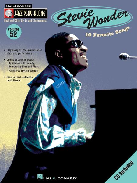 Jazz Play Along Series Volume 52