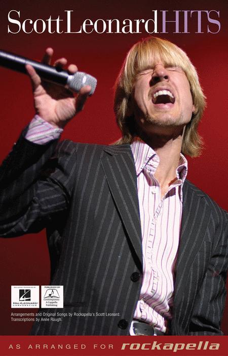 Scott Leonard Hits - As Arranged for Rockappella