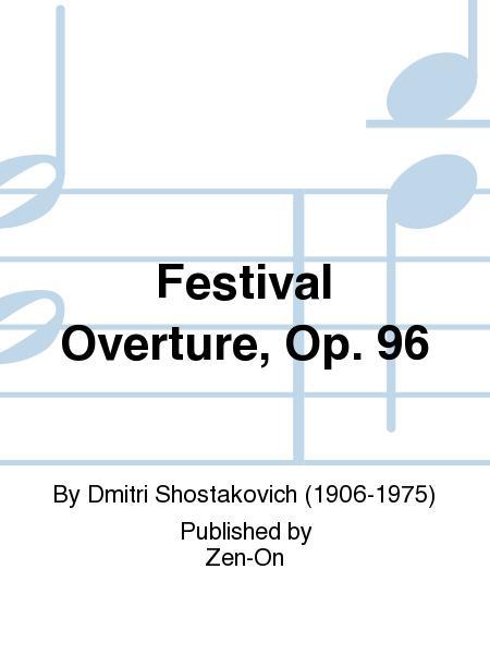 Festival Overture, Op. 96