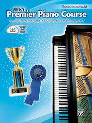 Premier Piano Course Performance, Book 2A