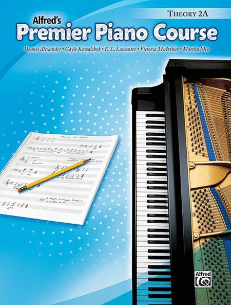 Premier Piano Course Theory, Book 2A