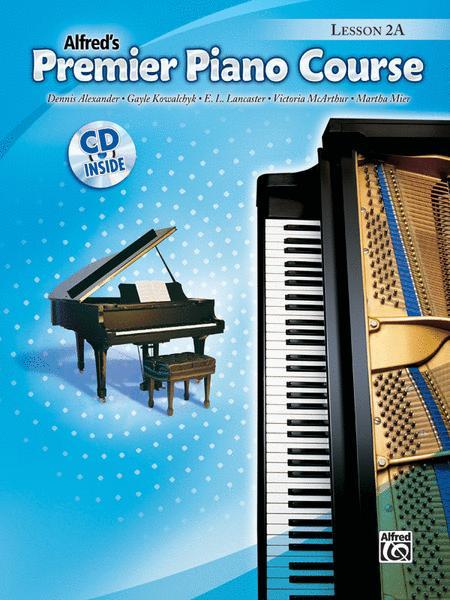 Premier Piano Course Lesson Book, Book 2A