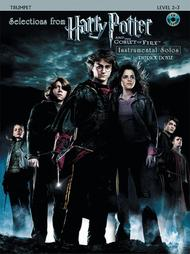 Selections from Harry Potter and the Goblet of Fire - Trumpet