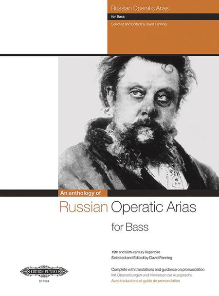 Russian Operatic Arias for Bass