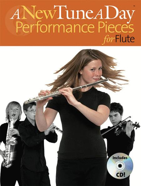 A New Tune a Day - Performance Pieces for Flute