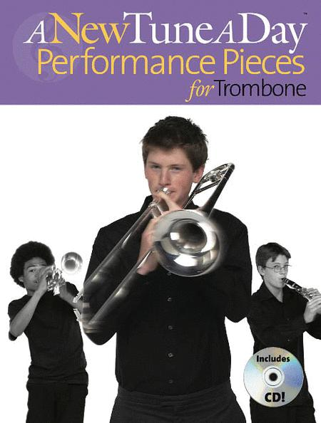 A New Tune a Day - Performance Pieces for Trombone