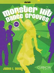 Monster Hit Dance Grooves Alto Sax Book/CD Intrmed