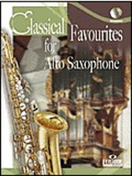 Classical Favourites For Alto Saxophone Easy-intrmed Book/CD