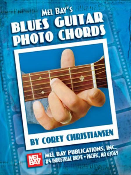 Blues Guitar Photo Chords