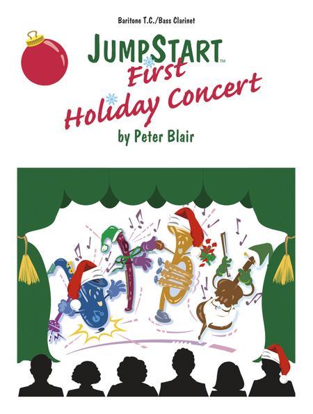 JumpStart First Holiday Concert - Bari T.C./Bass Clar