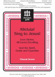 Alleluia! Sing to Jesus! - Choral Score