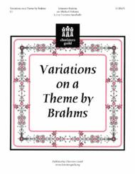Variations on a Theme by Brahms