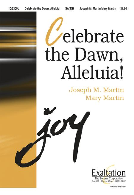 Celebrate the Dawn, Alleluia!