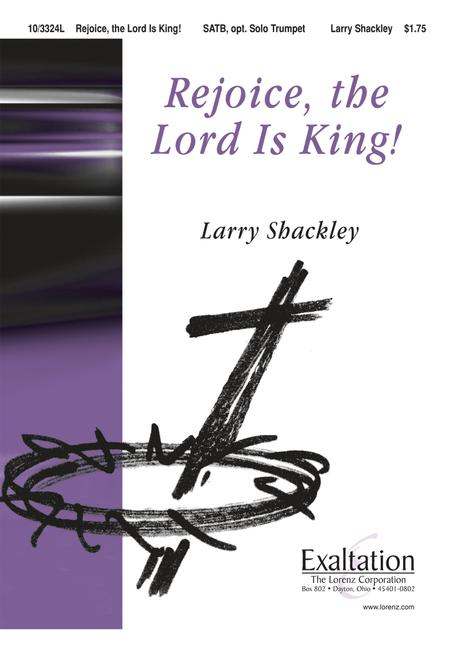 Rejoice, the Lord Is King!