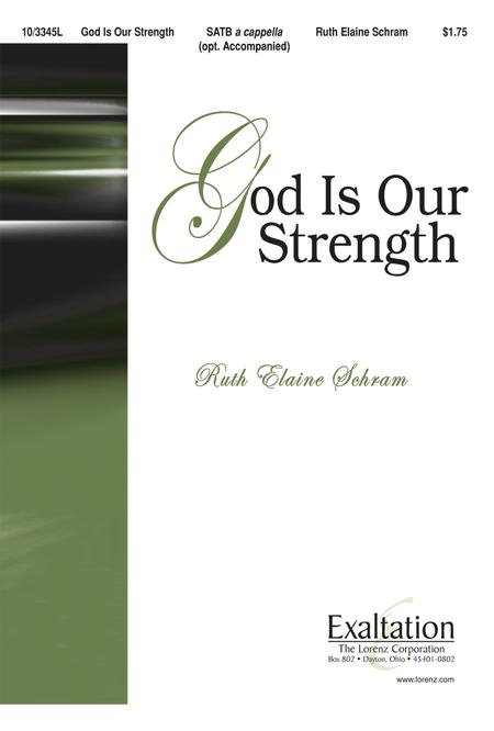 God Is Our Strength