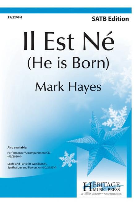 Il Est Ne (He Is Born)