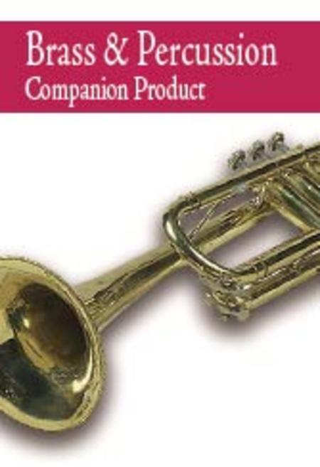 Alleluia, Amen! - Brass and Percussion Score and Parts
