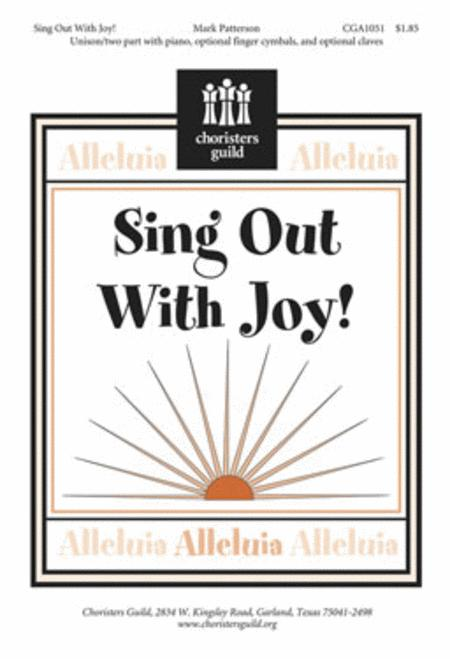 Sing Out With Joy!