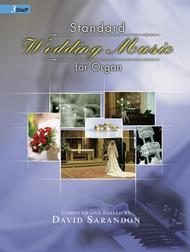 Standard Wedding Music for Organ