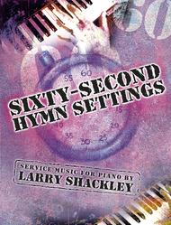 Sixty-Second Hymn Settings