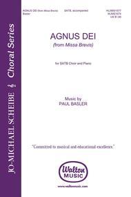 Agnus Dei - SATB