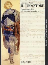 Il Trovatore - Vocal Score