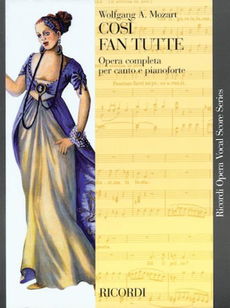 Cosi fan Tutte, K. 588