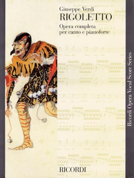 Rigoletto - In Brochure