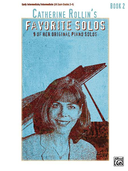 Catherine Rollin's Favorite Solos -  Book 2