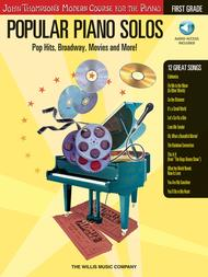 Popular Piano Solos - Grade 1 - Book/Online Audio