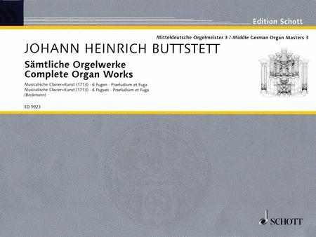 Complete Organ Works Band 1