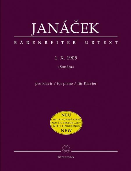 1. X. 1905 for Piano 'Sonata'