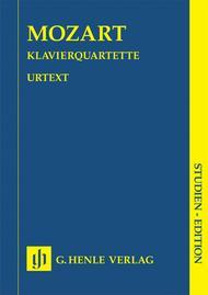 Piano Quartets K478/493