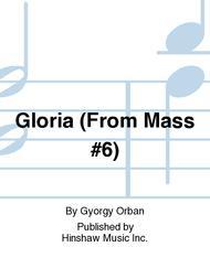 Gloria (from Mass #6)