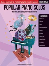 Popular Piano Solos - Grade 4