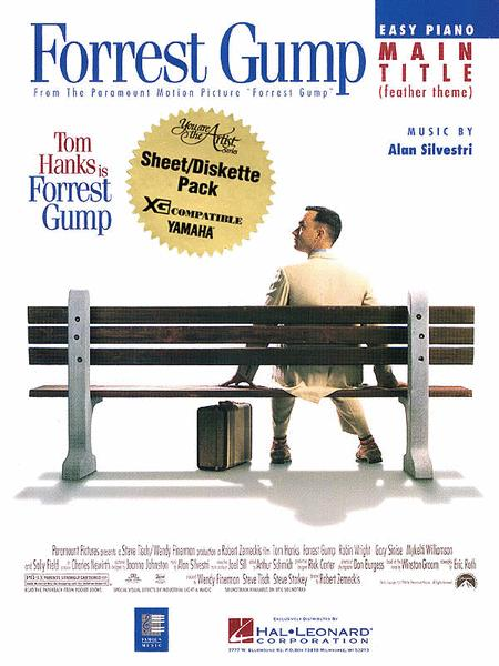 Forrest Gump - Main Title (Feather Theme)