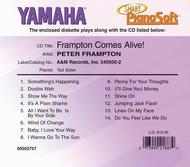 Peter Frampton - Frampton Comes Alive! - Piano Software