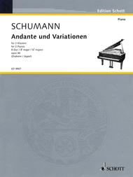 Andante and Variations B flat Major op. 46
