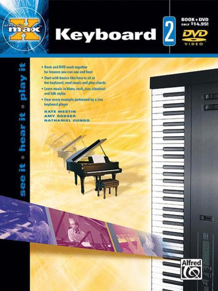 Alfred's MAX Keyboard, Book 2