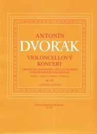 Concerto fur Violoncello und Orchester b minor op. 104