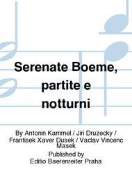 Serenate Boeme, partite e notturni